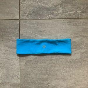 Lululemon Blue Headband